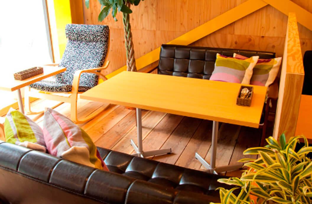 ハーミットグリーンカフェ3