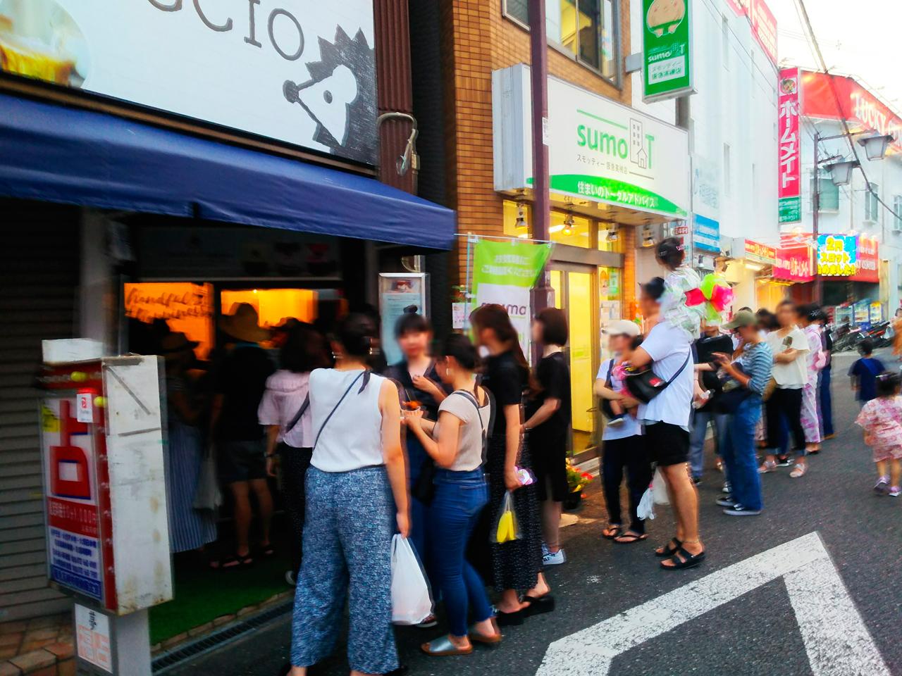 RICCIO2号店開店