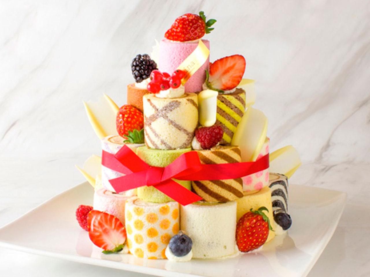 モンテローザロールケーキ